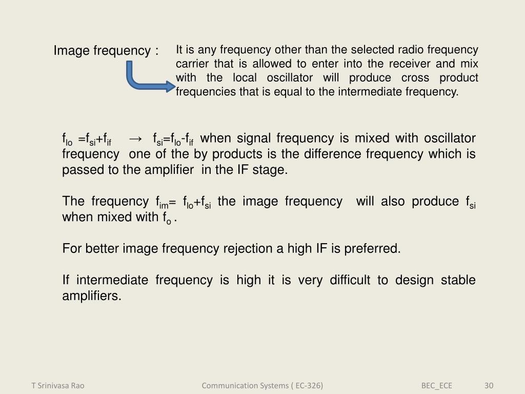 PPT - Radio Receivers PowerPoint Presentation - ID:6609989