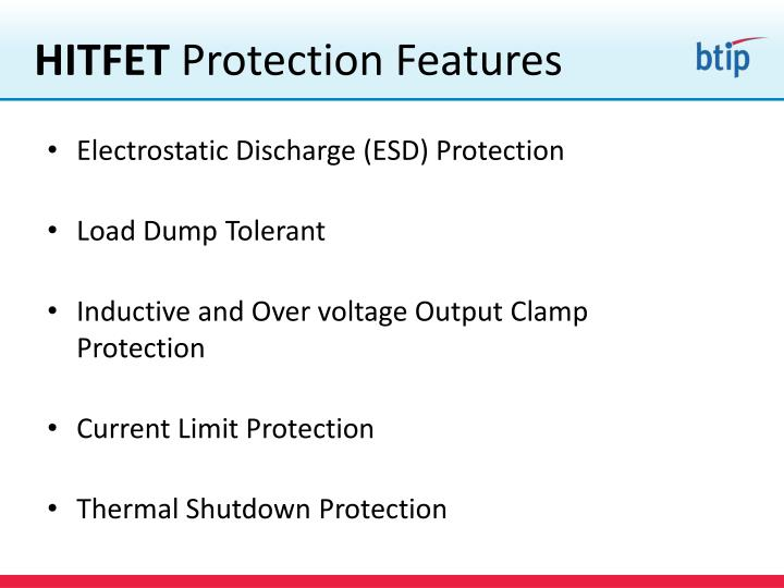 Electrostatic Discharge (ESD) Protection