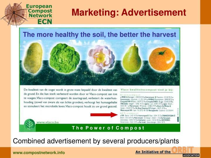 Marketing: Advertisement