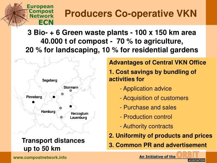 Producers Co-operative VKN