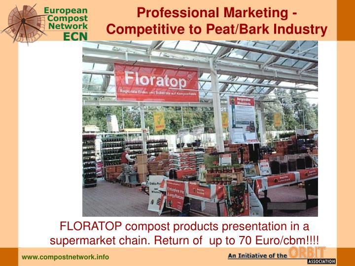 Professional Marketing -