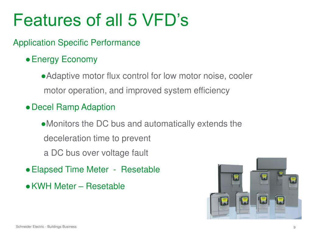 PPT - Variable Frequency Drive PowerPoint Presentation - ID:6610149