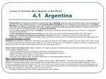 lesson 4 principle wine regions of the world 4 1 argentina