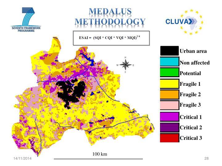MEDALUS METHODOLOGY