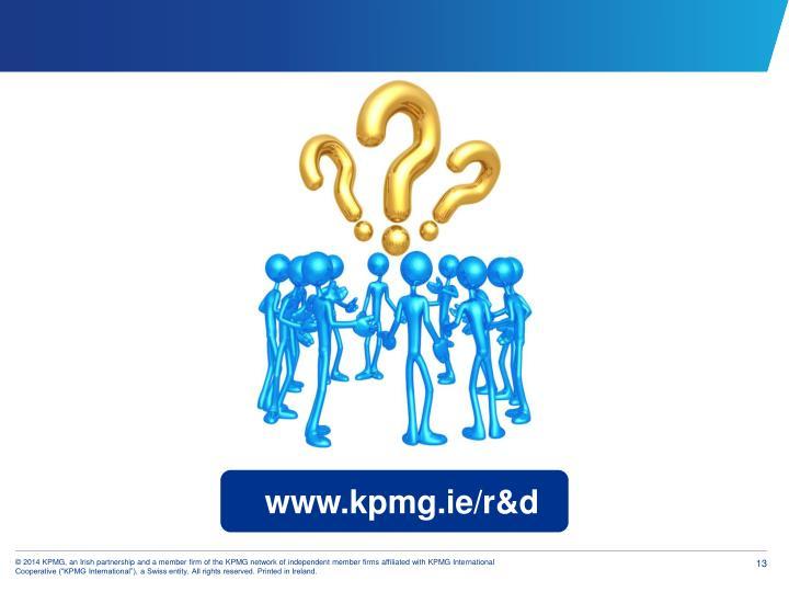 www.kpmg.ie/r&d