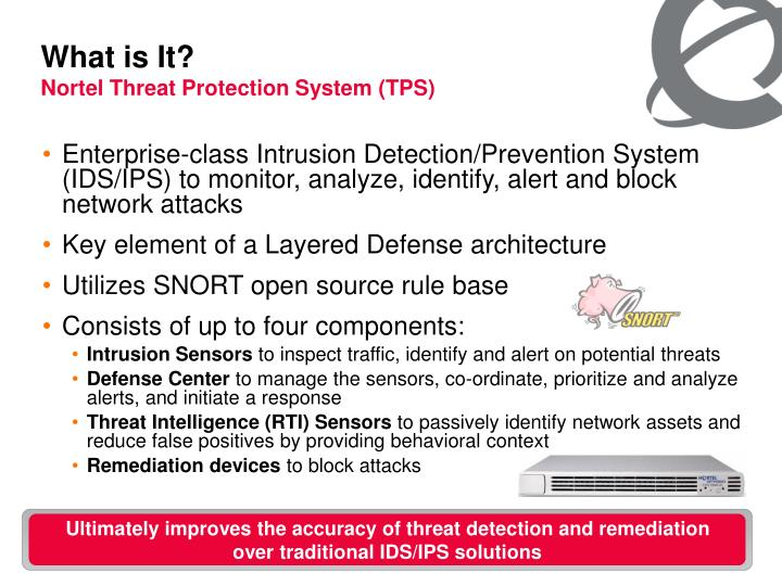 Ultimately improves the accuracy of threat detection and remediation