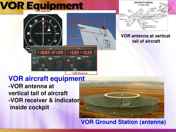 VOR Equipment