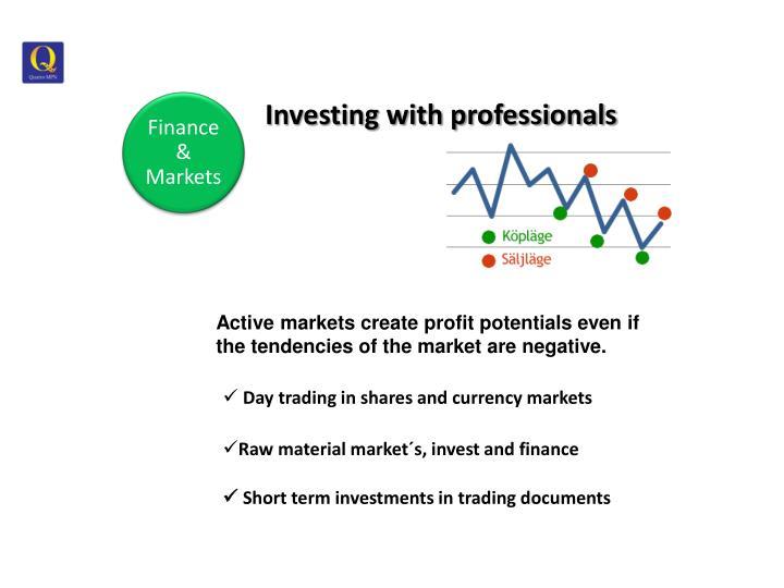 Active market