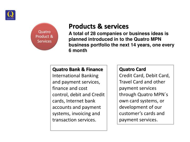 Product & Services 2
