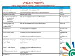 nyda key projects linking projects to nyda kpa s and government priorities
