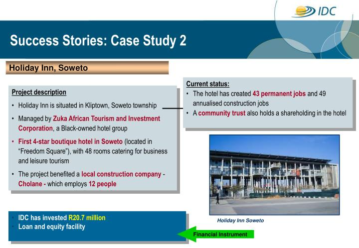 Success Stories: Case Study 2