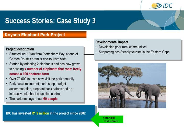 Success Stories: Case Study 3