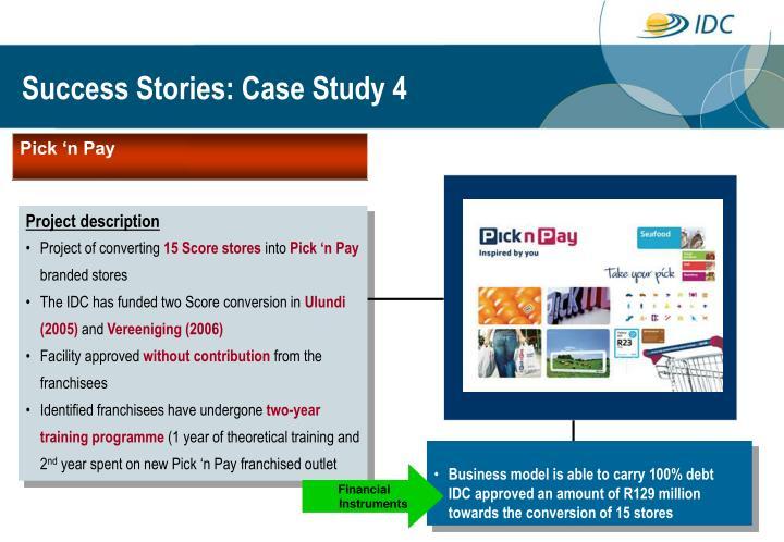 Success Stories: Case Study 4