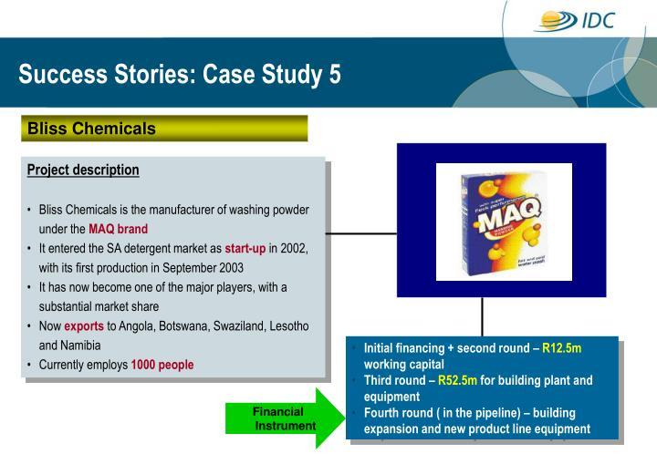 Success Stories: Case Study 5