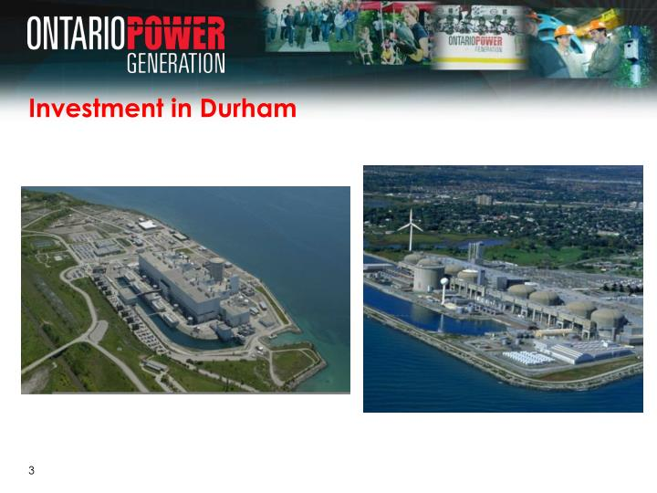 Investment in durham