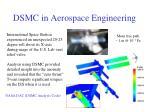 dsmc in aerospace engineering