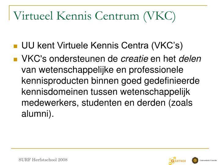 Virtueel Kennis Centrum (VKC)