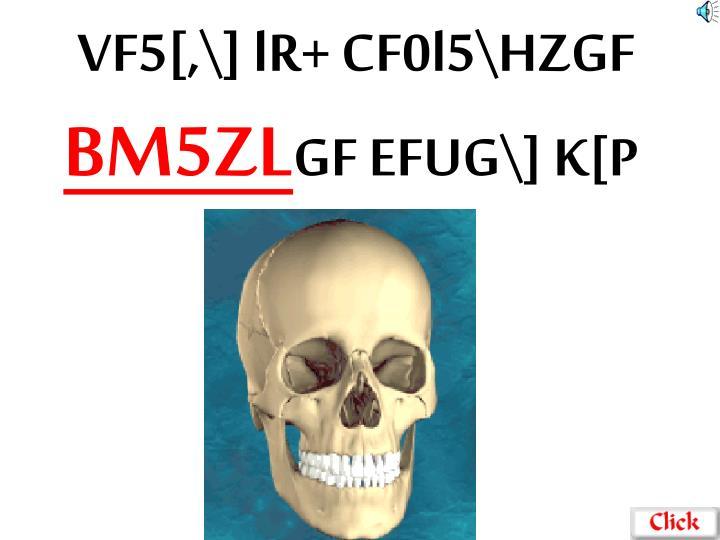VF5[,\] lR+ CF0l5\HZGF