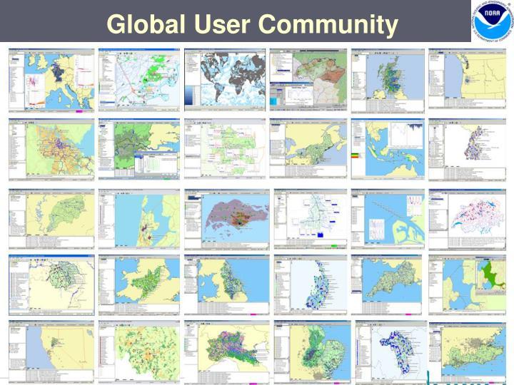 Global User Community