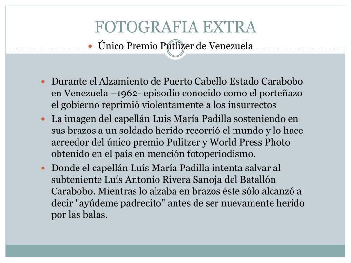 FOTOGRAFIA EXTRA
