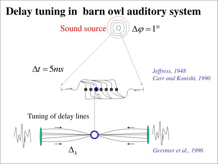 Tuning of delay lines