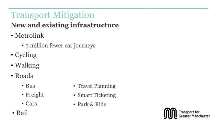 Transport Mitigation