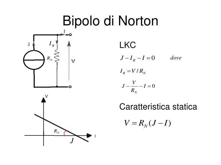 Bipolo di Norton