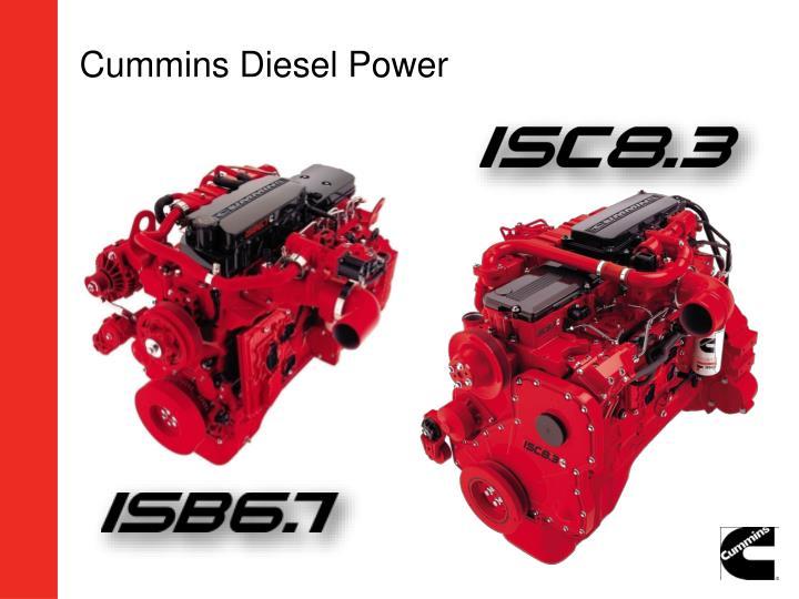 Cummins Diesel Power