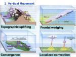 2 vertical movement