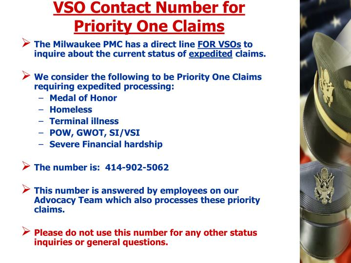VSO Contact Number for