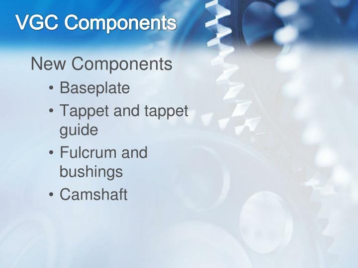 VGC Components