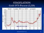 stagflation gold 1975 present 1 120