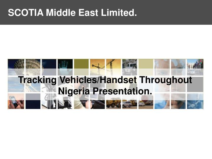 SCOTIA Middle East Limited.