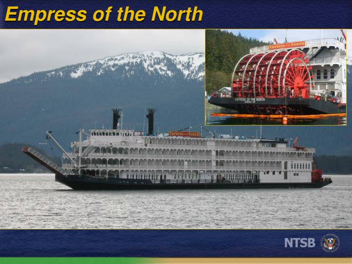 Empress of the North