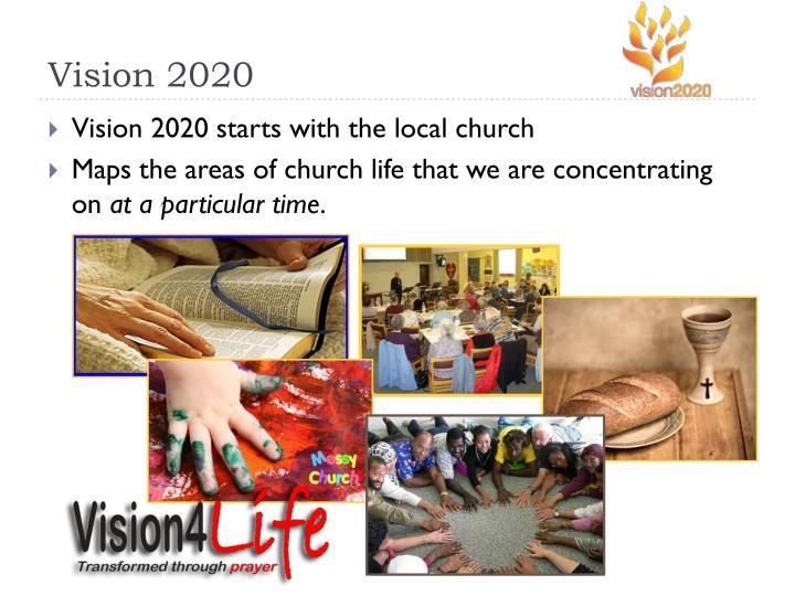 Vision 20201
