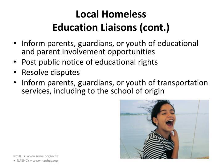 Local Homeless