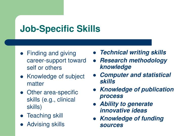Finding and giving career-support toward self or others