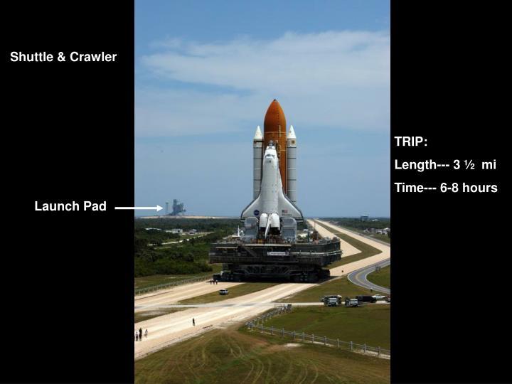 Shuttle & Crawler