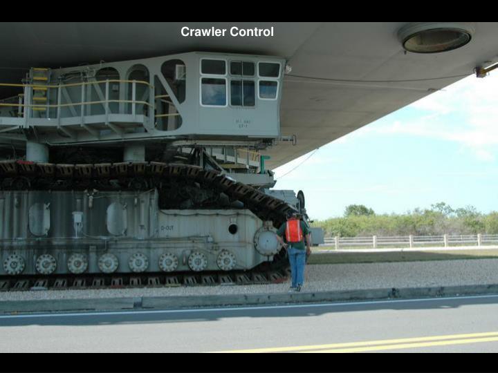Crawler Control