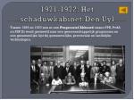1971 1972 het schaduwkabinet den uyl