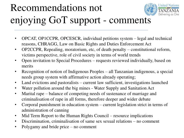 OPCAT, OP1CCPR, OPCESCR, individual petitions system – legal and technical reasons, CHRAGG, Law on Basic Rights and Duties Enforcement Act