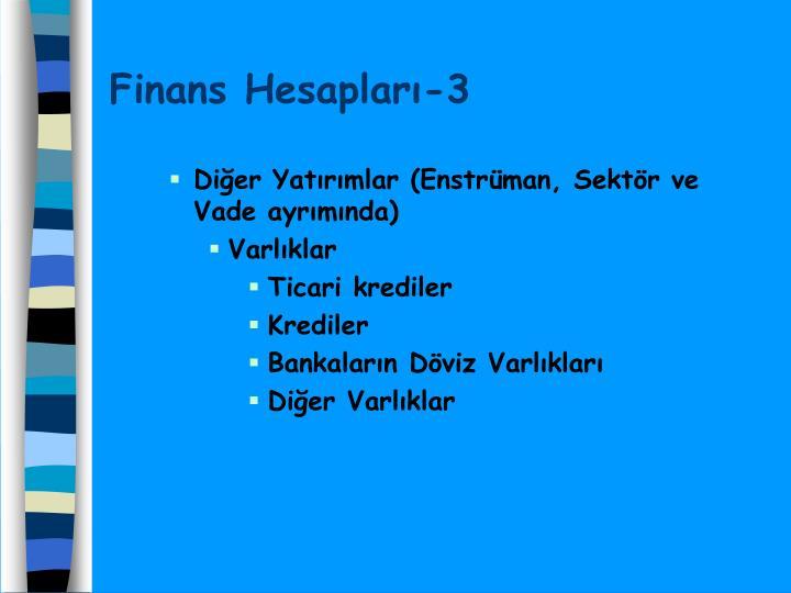 Finans Hesapları-3