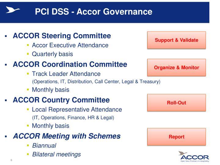 ACCOR Steering Committee