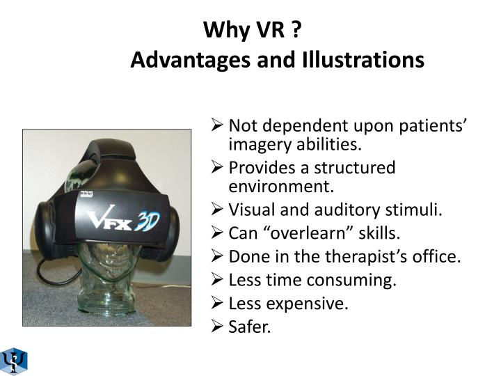 Why VR ?