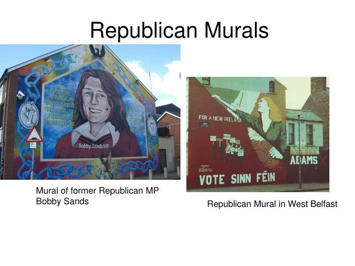 Republican Murals