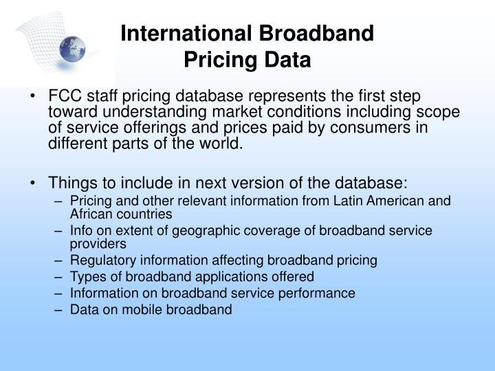 International Broadband