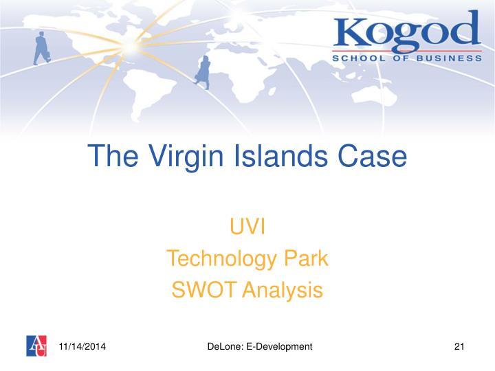 The Virgin Islands Case