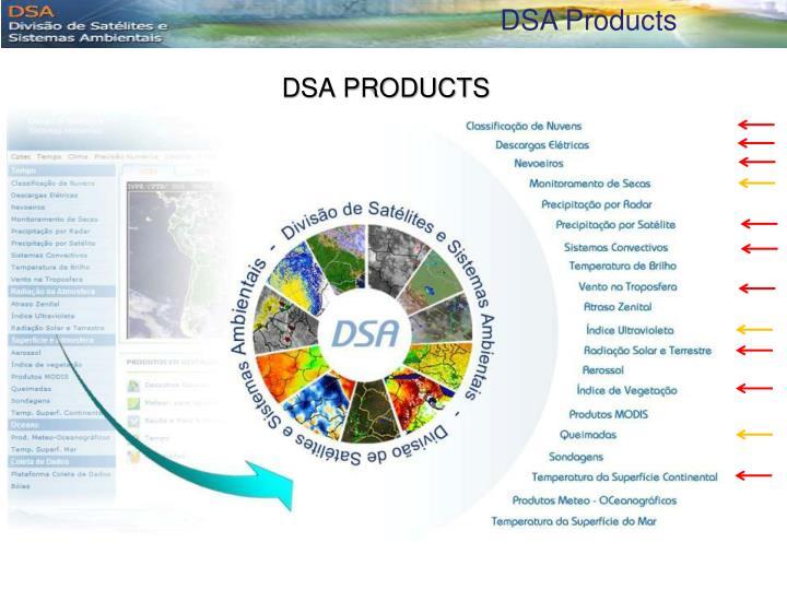 DSA Products
