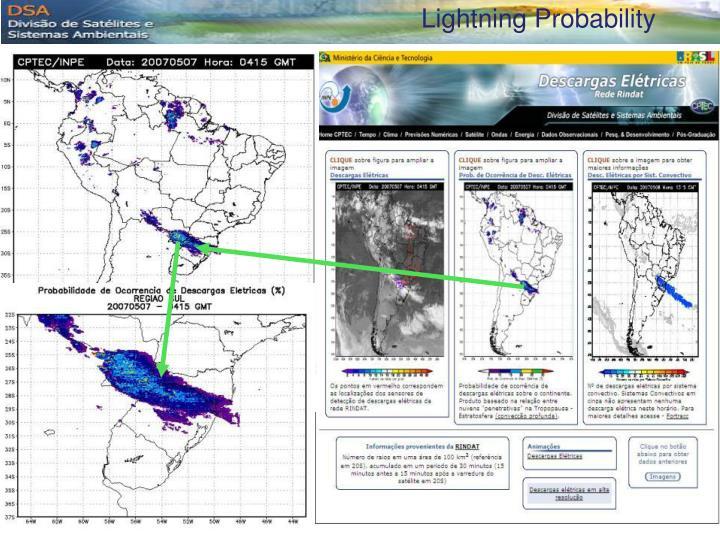 Lightning Probability