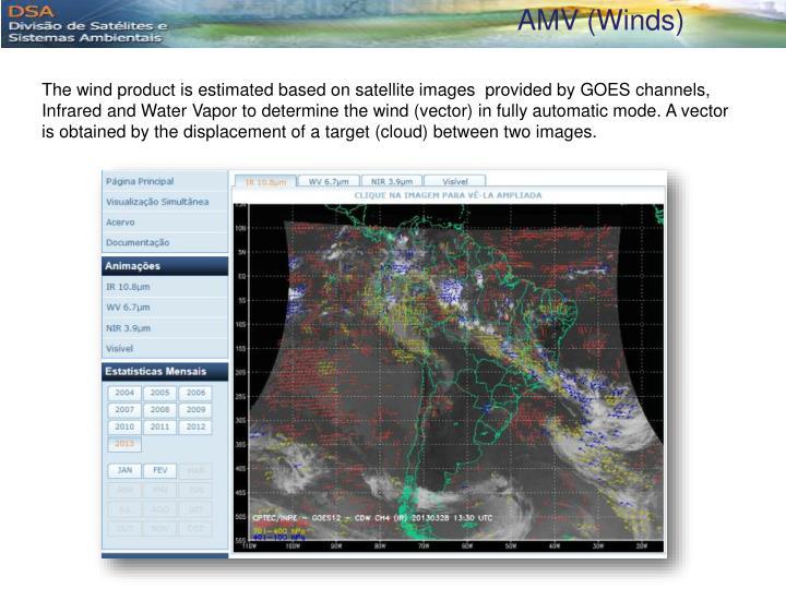 AMV (Winds)